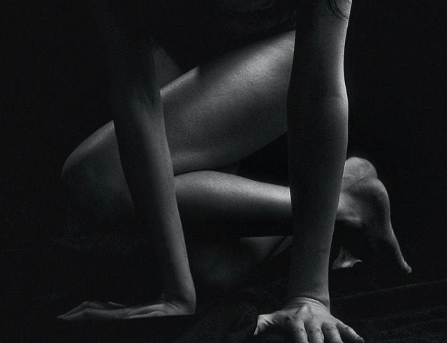 časť ženského tela